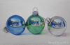 Vintage Ornaments #8: Santorini Blue
